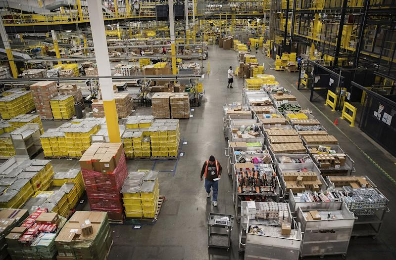 Amazon's HeavilyAutomated HR Leaves Workers in Sick-Leave Limbo