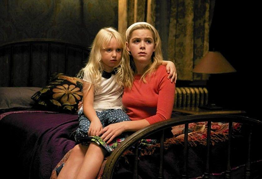 <p> Kiernan Shipka plays one of the siblings in <em>Flowers In The Attic</em> alongside Graham. The film did so well that Lifetime quickly moved forward with the sequel, <em>Petals on the Wind</em>, and then two other movies adapted from the book series. Shipka only appeared in the first film.</p>