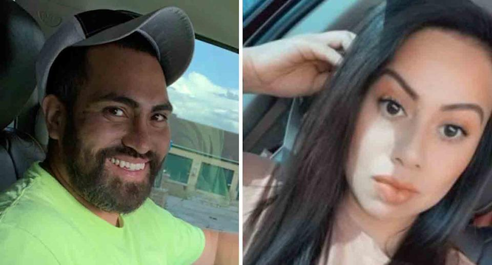 Melvin Perez and his wife Mayra Ibarra De Perez were killed during the party. Source: Colorado Springs Police