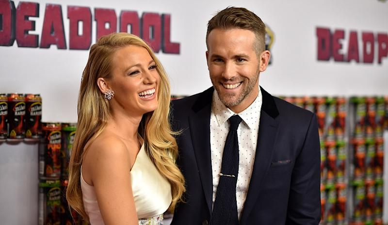ryan reynolds and blake lively make a rare appearance in the city with daughter