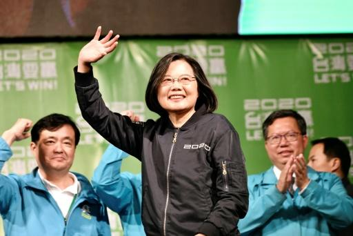 Chinese state media have accused Taiwanese President Tsai Ing-wen of using 'dirty tactics' for her election win