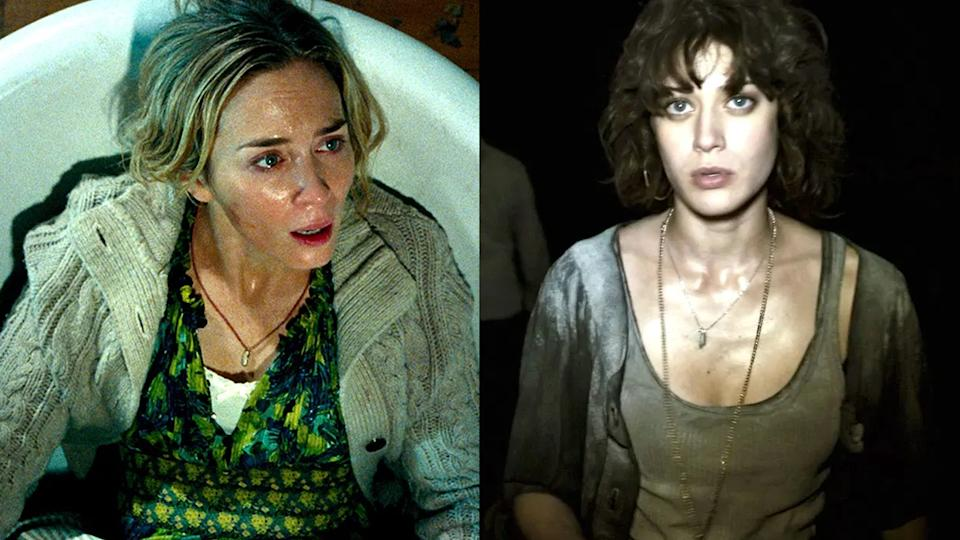 'A Quiet Place' was considered as a potential 'Cloverfield' sequel during its development. (Credit: Paramount)