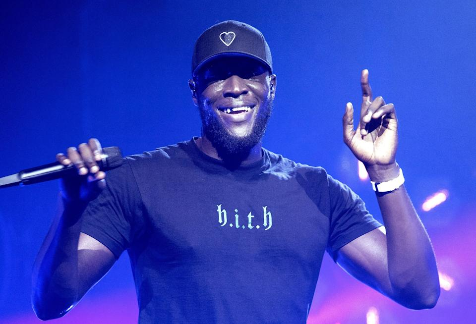 Rapper Stormzy has hailed the scholarship scheme as a milestone (Ian West/PA) (PA Archive)