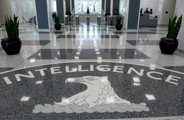 The 2017 leak of the CIA's cyberwar tools was the most damaging leak ever for the US syp group (AFP Photo/SAUL LOEB)