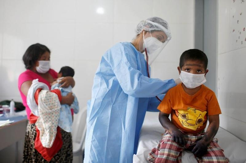Brazil's Coronavirus Deaths Toll passes 150,000 as Infection Rate Slows