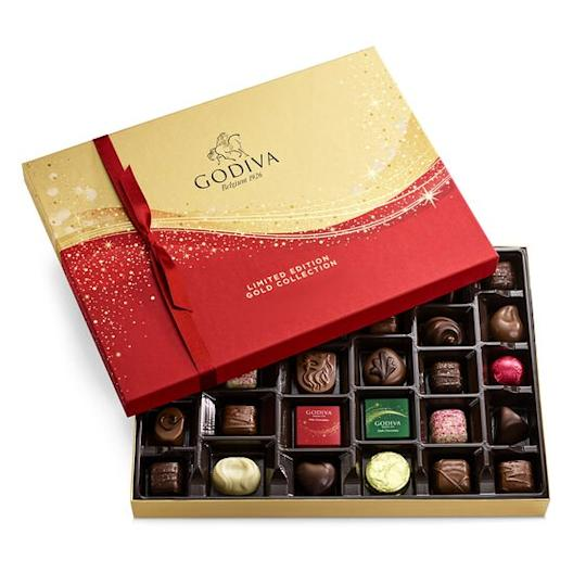 Godiva Limited Edition Holiday Chocolate Collection