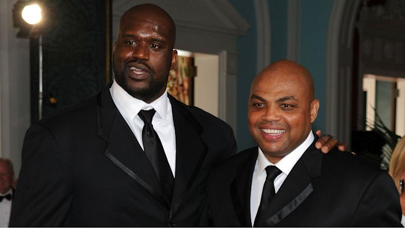 The Shaq vs. Charles Barkley beef is as juicy as ever as Chuck again pulls out 'fat ass' insult