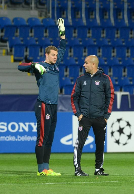 Former Bayern Munich head coach Pep Guardiola once had to be dissuaded from the idea of playing Manuel Neuer in midfield