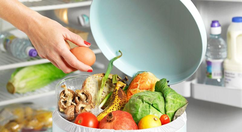 Making simple changes to your lifestyle helps to prevent food waste. [Photo: Getty]