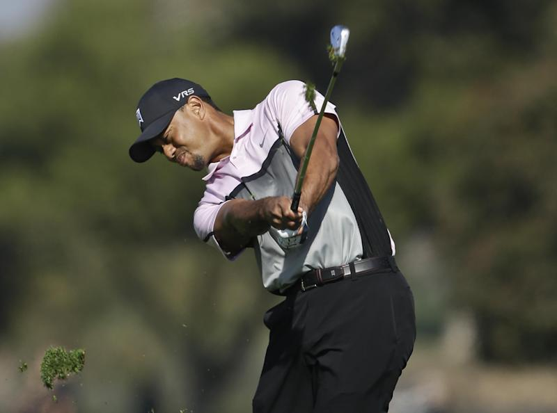 Tiger has some catching up to do at Torrey Pines