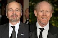 Clint Howard – brother of Ron Howard: Former child star Clint occasionally pops up in his brother's films, including 'Apollo 13' and 'Frost/Nixon' (Credit: Rex)