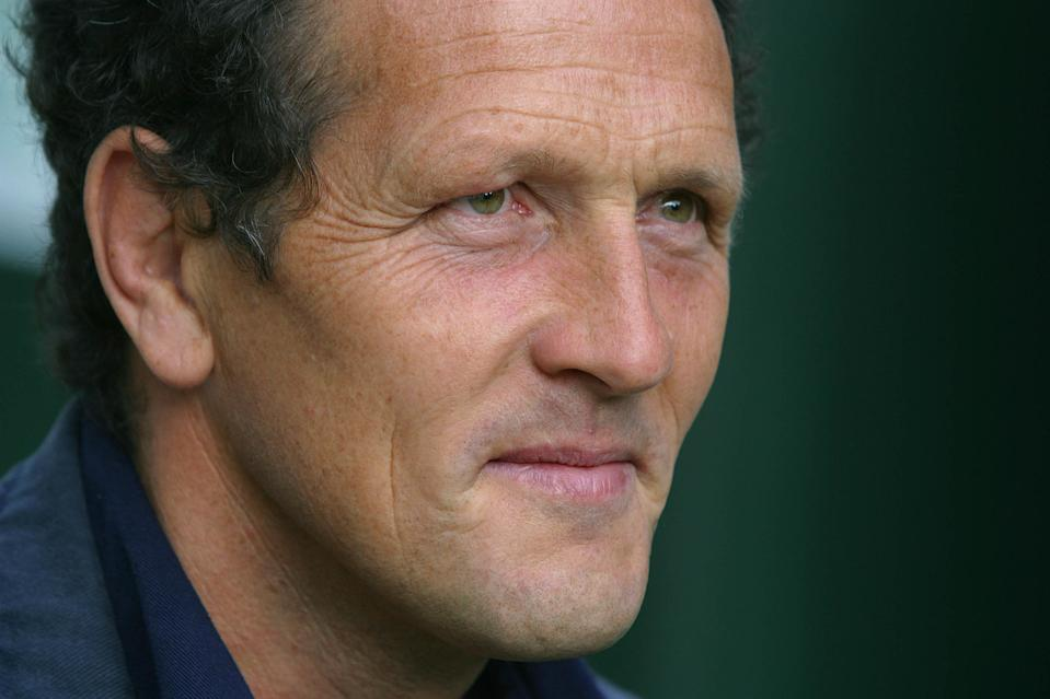 Monty Don often shares updates about his dogs. (Getty Images)