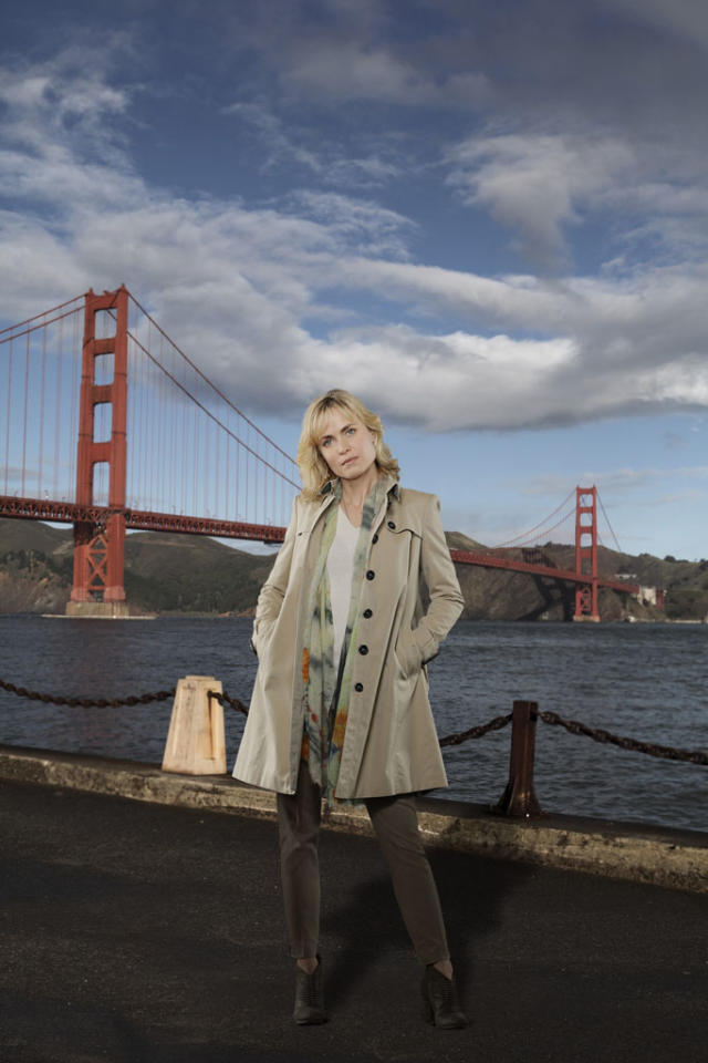 "ABC's ""Red Widow"" stars Radha Mitchell as Marta Walraven."