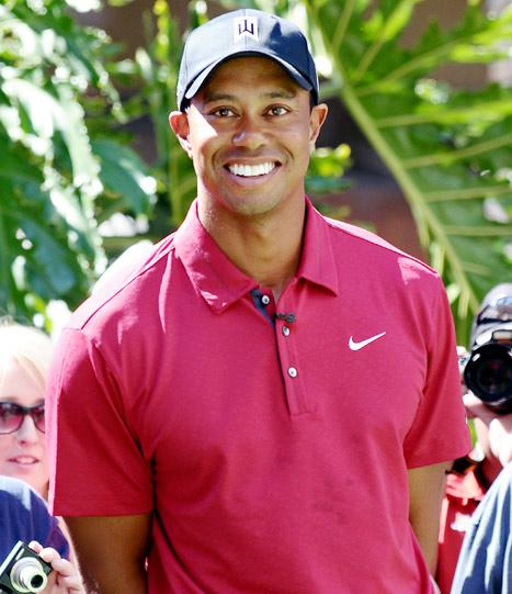 Tiger Woods Explains Why He and Lindsey Vonn Debuted Relationship Via Facebook, Photo Shoot