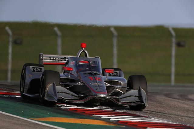 McLaughlin gets oval test after strong Austin pace
