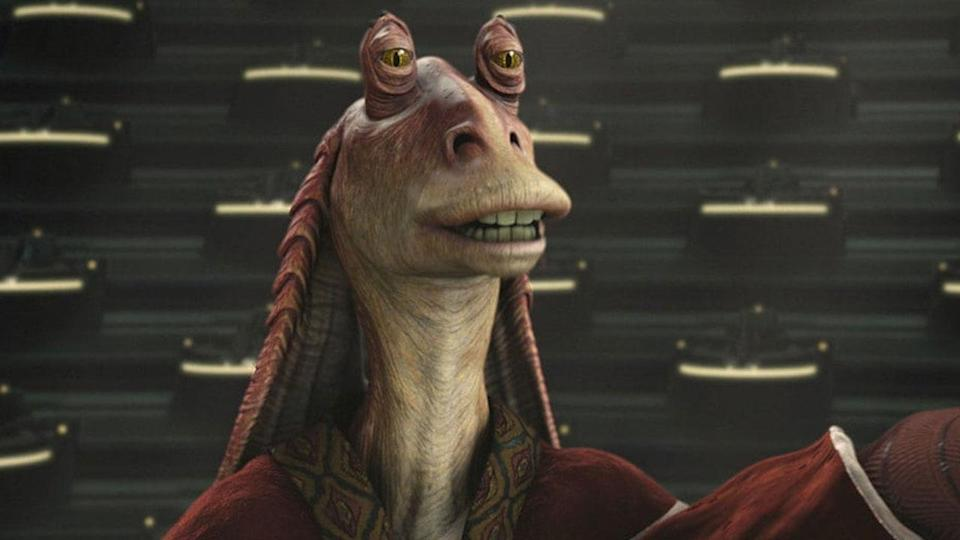 Jar Jar Binks (Credit: Lucasfilm)