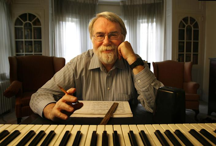 Pulitzer Prize-winning composer Christopher Rouse, who was known for unpredictable, expressionistic works, died Sept. 21, 2019. He was 70.
