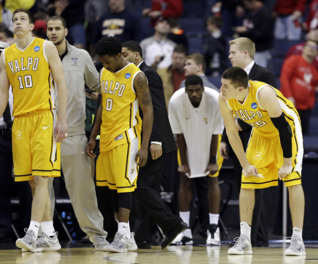 Conference tournament carnage may weaken the NCAA tourney field