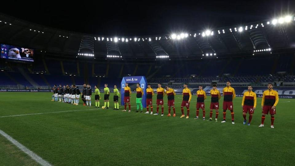 SS Lazio v AS Roma - Serie A | Paolo Bruno/Getty Images