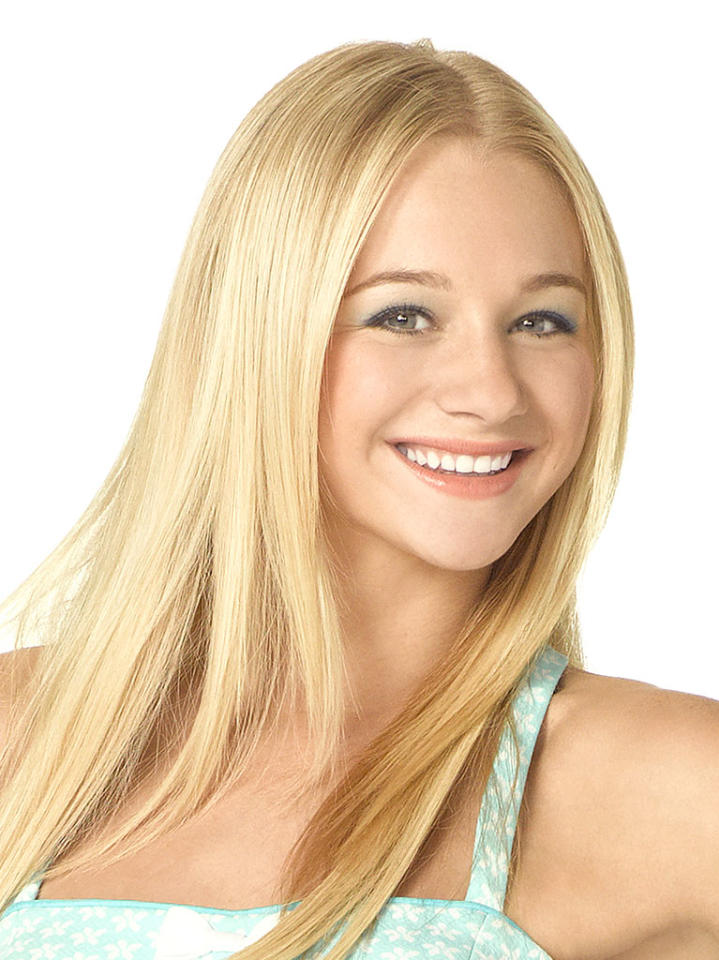 "Mollee Gray stars as Giggles on Disney Channel's ""Teen Beach Movie."""