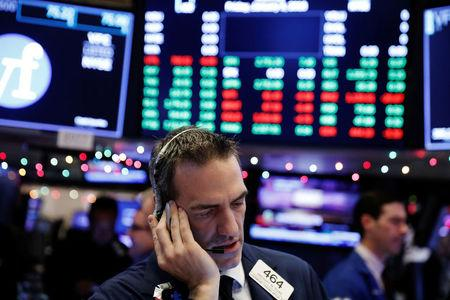 Wall Street opens with gains as Syria risks ebb and attention turns to reporting season