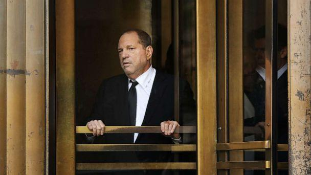 PHOTO: Harvey Weinstein exits court after an arraignment over a new indictment for sexual assault on Aug. 26, 2019 in New York City. (Spencer Platt/Getty Images, FILE)