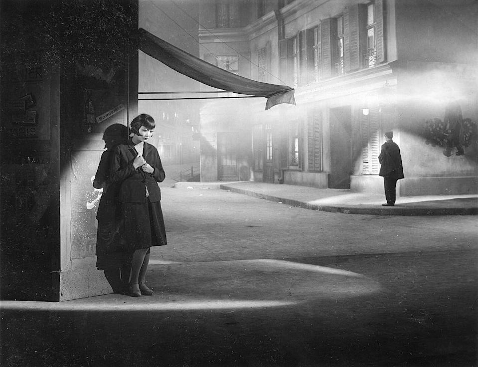 <p>Pictured is a still from one of Wong's many European films. </p>