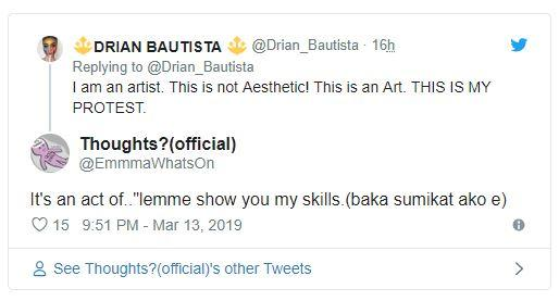 Photo: Drian Bautista's Twitter account