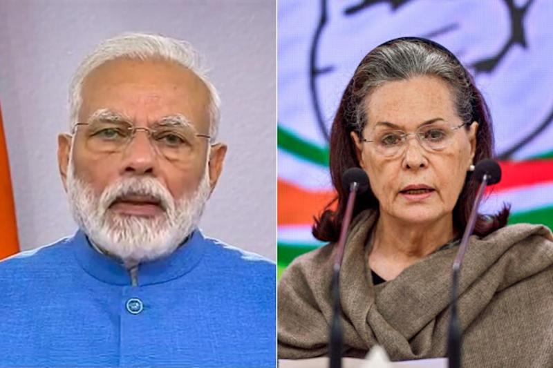 Despite Scathing Attack from Sonia Gandhi, Divided Opposition Continues to Help BJP's Cause