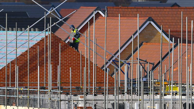 Construction output drops at sharpest rate since financial crisis