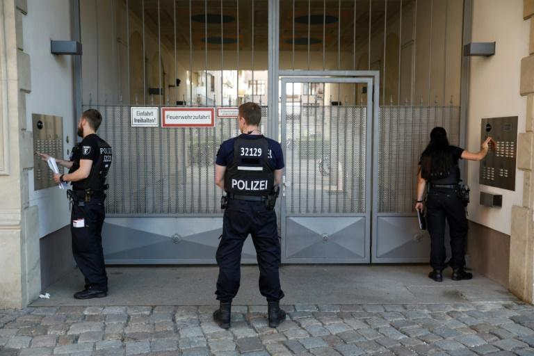 Bomb found in Berlin - city centre evacuated