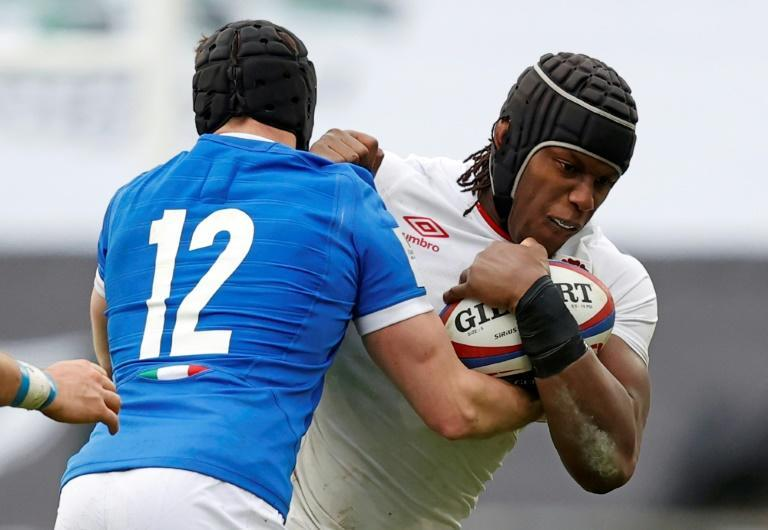 England lock Maro Itoje is another player being targeted by the Top League, according to its chairman
