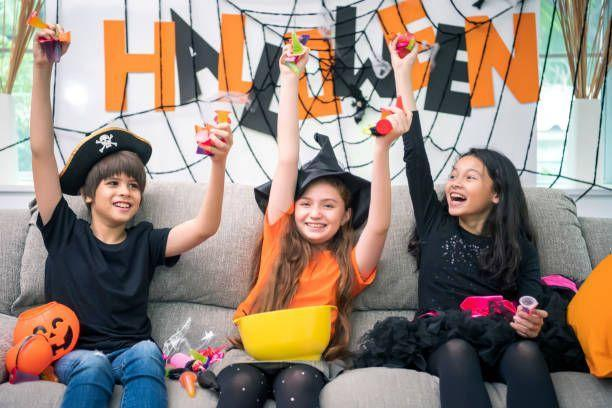 """<p>Even if Halloween has always been your family's favorite holiday, things get tricky when your kids become tweens. Middle schoolers aren't interested in little <a href=""""https://www.countryliving.com/diy-crafts/g1360/halloween-costumes-for-kids/"""" rel=""""nofollow noopener"""" target=""""_blank"""" data-ylk=""""slk:kid costumes"""" class=""""link rapid-noclick-resp"""">kid costumes</a>, but they're not quite ready for <a href=""""https://www.countryliving.com/diy-crafts/a22142517/diy-mens-halloween-costumes/"""" rel=""""nofollow noopener"""" target=""""_blank"""" data-ylk=""""slk:adult costumes"""" class=""""link rapid-noclick-resp"""">adult costumes</a> either. And if you don't want to trigger a whole lot of eye rolling aimed at you, it's best to take their lead on deciding what they want to be this year. To help you out, we've rounded up a bunch of incredibly creative costume ideas that will appeal to both boys and girl, including book lovers (yay, <em>Harry Potter</em>!), afternoon snackers (bring on the toaster pastries!), and mythical creatures (who doesn't love a mermaid or a Medusa?). We've also got plenty of ideas for some classics like <a href=""""https://www.countryliving.com/diy-crafts/g21345654/diy-superhero-costumes/"""" rel=""""nofollow noopener"""" target=""""_blank"""" data-ylk=""""slk:DIY superhero costumes"""" class=""""link rapid-noclick-resp"""">DIY superhero costumes</a>. There are even <a href=""""https://www.countryliving.com/diy-crafts/g21600836/diy-funny-halloween-costumes/"""" rel=""""nofollow noopener"""" target=""""_blank"""" data-ylk=""""slk:funny Halloween costumes"""" class=""""link rapid-noclick-resp"""">funny Halloween costumes</a> for groups that work for the whole family or <a href=""""https://www.countryliving.com/diy-crafts/g21349110/best-friend-halloween-costumes/"""" rel=""""nofollow noopener"""" target=""""_blank"""" data-ylk=""""slk:best friend Halloween costumes"""" class=""""link rapid-noclick-resp"""">best friend Halloween costumes</a> if they want to pair up with their BFF. The best thing is you can make these DIY tween costumes together. Many ideas start with th"""
