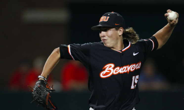 Luke Heimlich pleaded guilty to one count of felony molestation in 2012. (AP Photo)