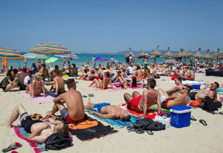 Spain's sun-kissed beaches are a magnet for Britons
