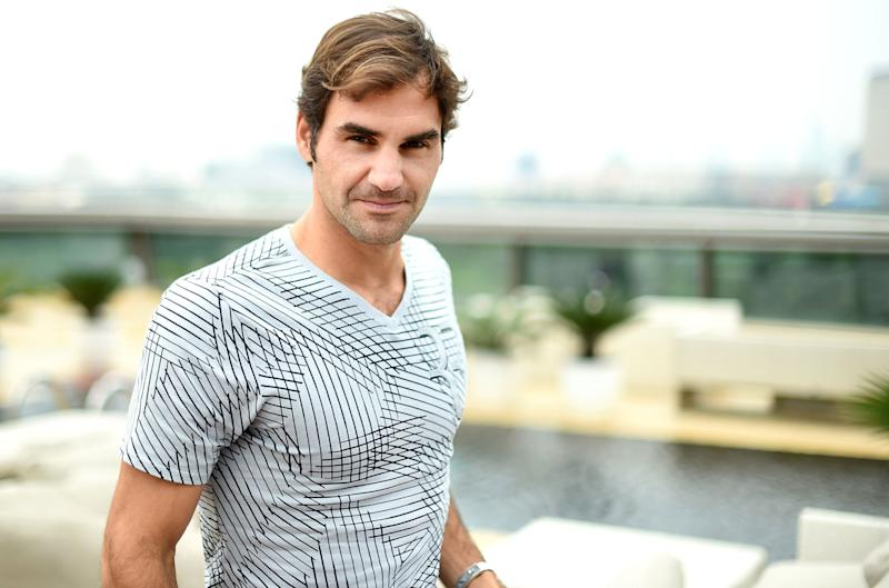 Meanwhile, Roger Federer Might Have Bad Taste In Movies