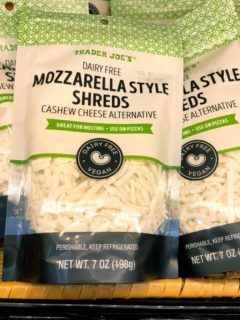 <p>Use these vegan cheese shreds in tacos, soups, salads, and more. You can also put them on a light pizza, too.</p>