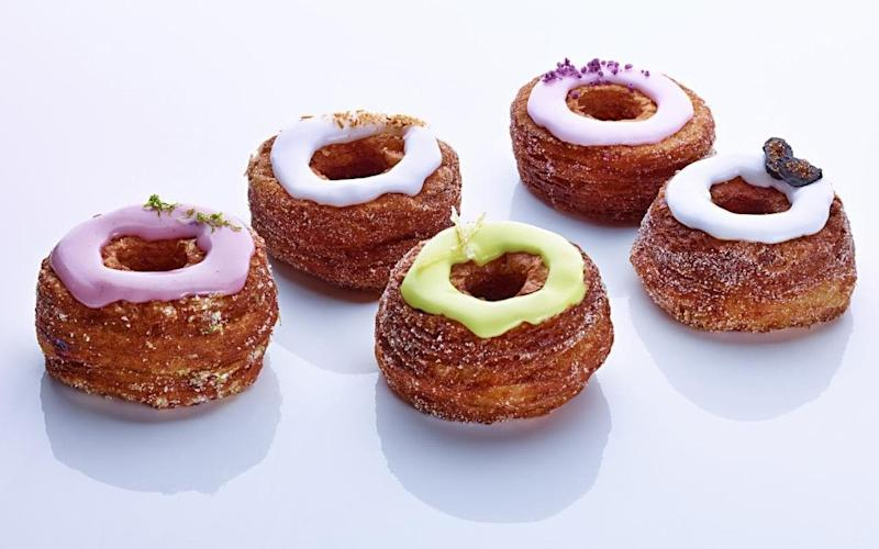 Baking mad: The popular Dominique Ansel bakery cronut