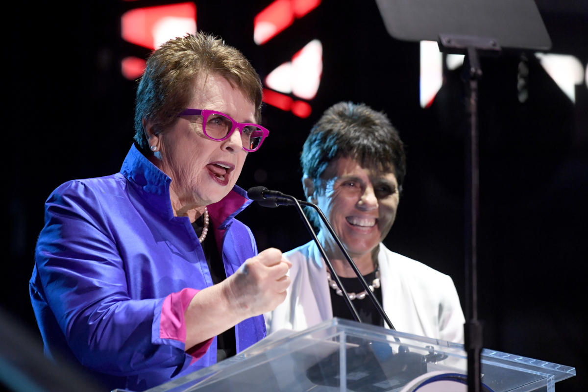 finance.yahoo.com: Billie Jean King says we'll never 'get more women CEOs' unless this changes