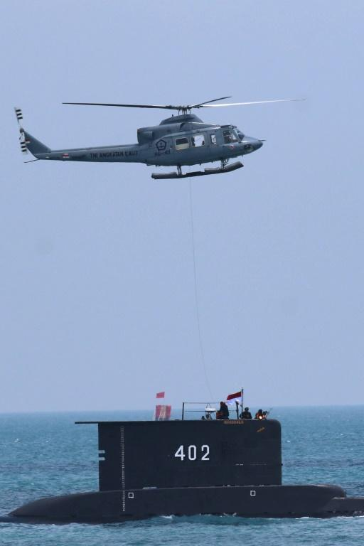 The KRI Nanggala - here sailing out from the port in Cilegon, Banten in October 2017 - is a German-built Type 209 diesel-electric attack submarine that has served in more than a dozen navies around the world
