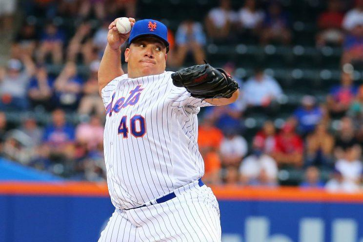 Bartolo Colon is an All-Star replacement. (Getty Images/Mike Stobe)