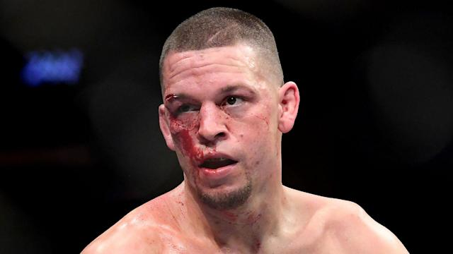 "Nate Diaz stated ""I'll fight tonight"" and ""fight forever"" to quell talk that he has called time on his career."
