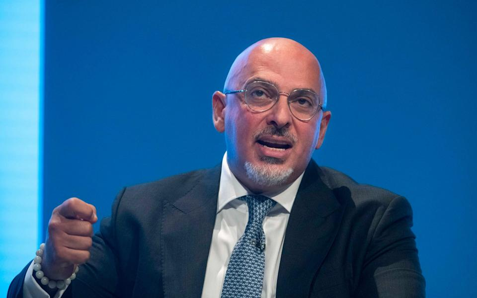 Nadhim Zahawi, Business Minister, says Tier restrictions will be reviewed after 28 days - JULIAN SIMMONDS