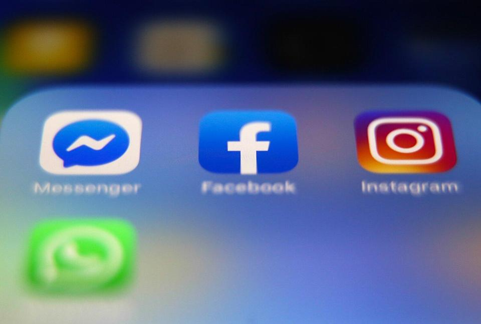 Facebook and Instagram outage