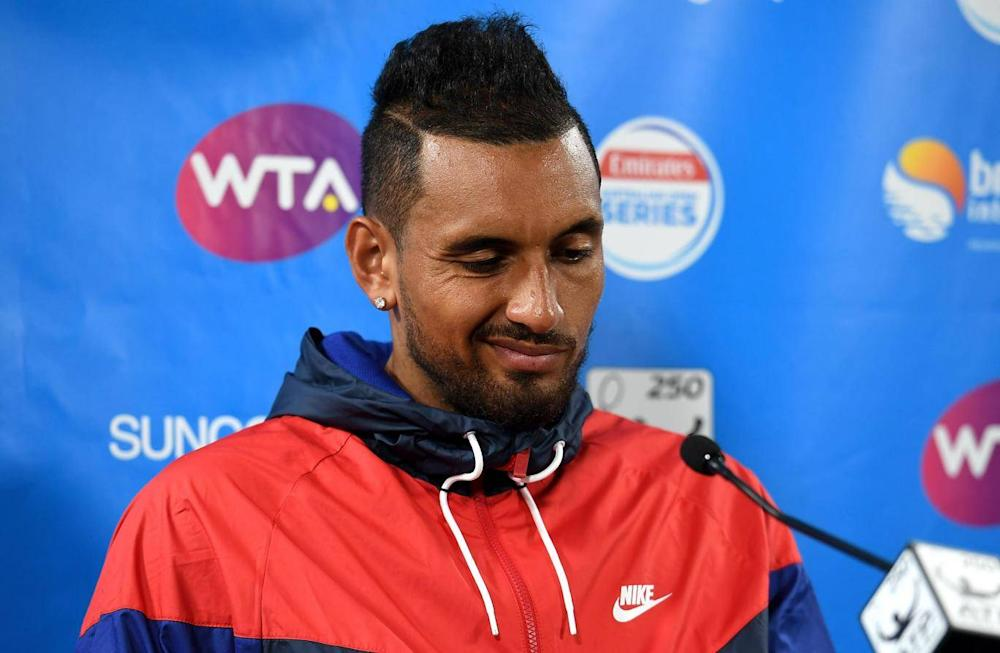 Kyrgios hopes Murray won't have to undergo surgery (Getty Images)