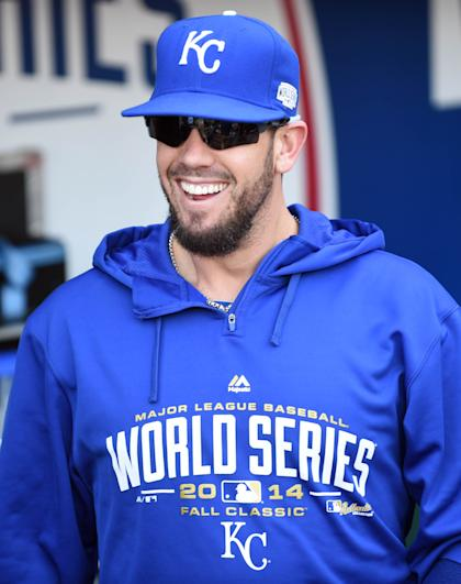 The Padres will be looking to James Shields to anchor their rotation. (USAT)