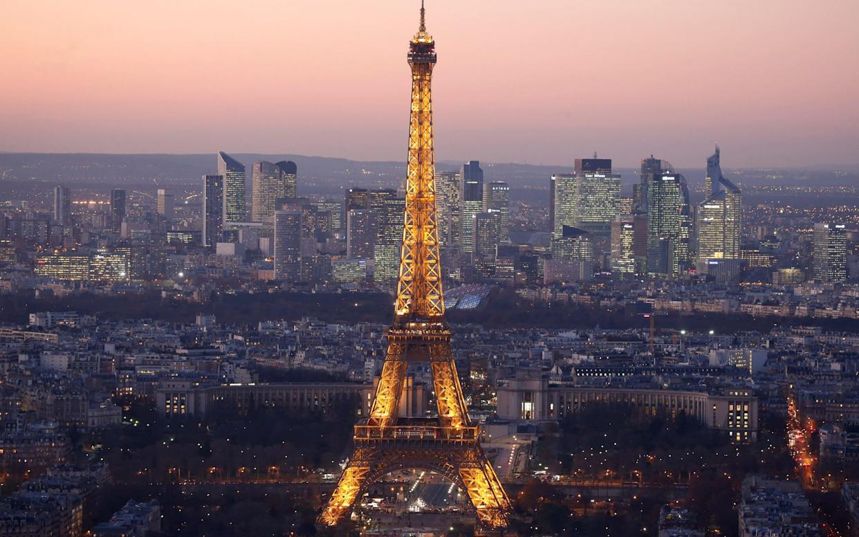 The lobby group Paris Europlace now estimates that around 3,500 finance and banking jobs will move to Paris once the UK exits the European Union - Charles Platiau
