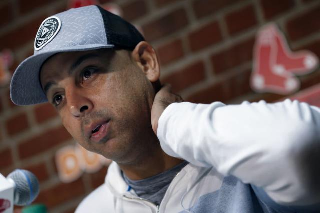 MLB rumors: Yankees see Red Sox's Alex Cora implicated in Astros' sign-stealing scandal