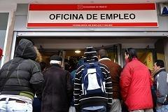 Euro zone unemployment stuck at record high