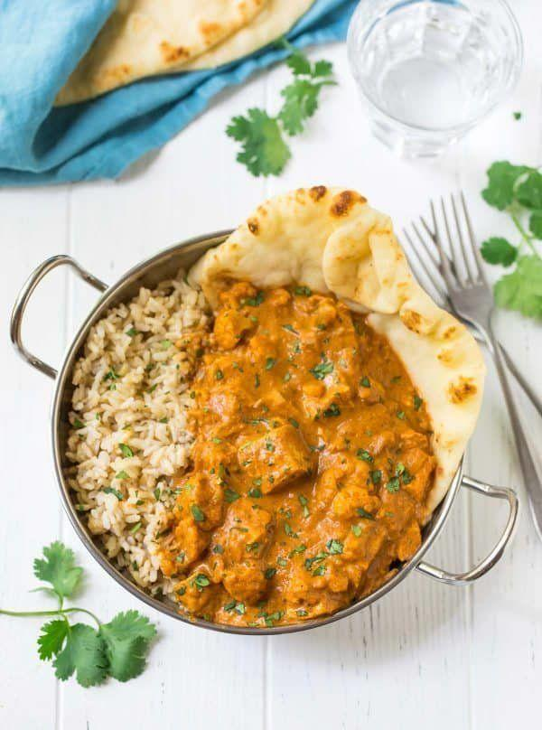 "<strong>Get the <a href=""https://www.wellplated.com/instant-pot-butter-chicken/"" target=""_blank"" rel=""noopener noreferrer"">Instant Pot Butter Chicken</a> recipe from Well Plated.</strong>"